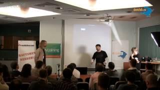 2011.10.26 Антон Кекс и Александр Ястремский - Java vs .NET