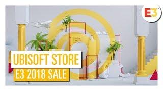 UBISOFT STORE - E3 SALE - UP TO -80%
