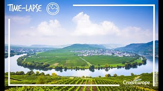 Time-lapse : la Moselle pittoresque en croisère | CroisiEurope