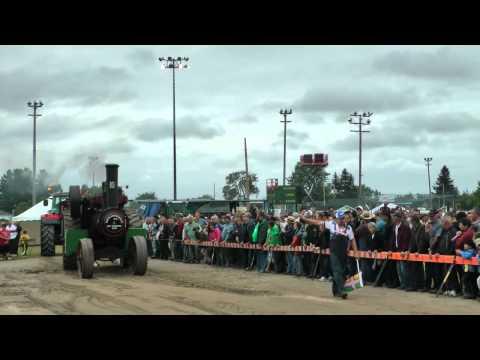 Tire de tracteur 2012 Alma RPM