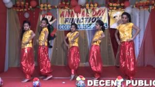Old Hindi Remix  in Decent School 2015