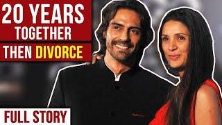 Arjun Rampal Mehr Jesia DIVORCE : Shocking Reasons REVEALED | Sussanne Khan