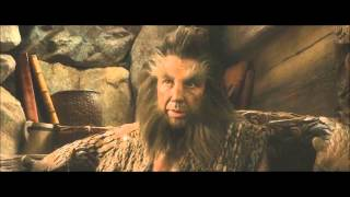 The Hobbit - The Desolation of Smaug - Beorn's house (HD)