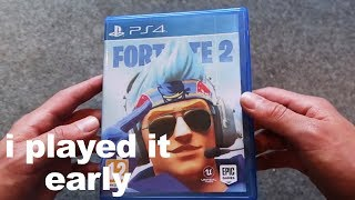 I bought Fortnite 2 from eBay and got THIS..