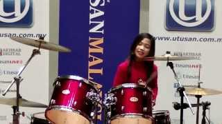 Superstar Hatiku - Jom Chat Live Utusan Online - Nur Amira Syahira