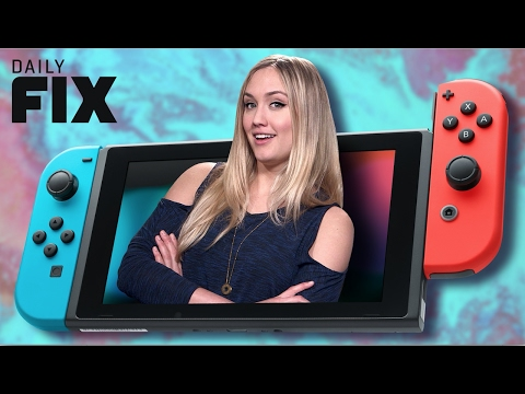 Nintendo Switch Info You Might Need Before Launch IGN Daily Fix