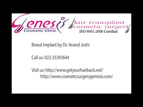 Breast Implant Surgery | Breast Implant | Breast Augmentation | Dr. Anand Joshi