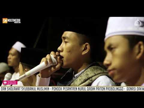 Allah Allahu Voc. Hafidzul Ahkam - Syubbanul Muslimin Live Kalikajar