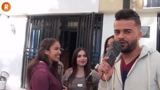 سألهم عن الخيانة فكانت ردودهم صادمة  - ردة فعل مع خالد الحلقة الأولى كاملة من تونس