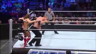 Daniel Bryan & Big Show vs  Batista & Kane  SmackDown, March 7, 2014