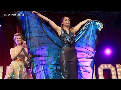 Yummy Gummy (2) Latex Fashion Show - Sexhibition 2016 | LatexFashionTV