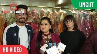 Bharti Singh And Harsh Limbachiyaa Wedding Preparations With Neeta Lulla | Viralbollywood