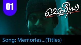 Memories Movie Clip 1   Song   Memories...(Titles)