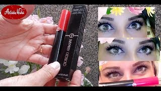 Armani mascara / Kozmetik Alisverisi / Azide Hobi