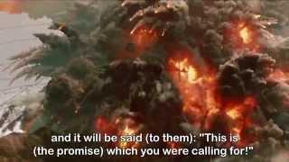 SOORAH AL-MULK - THE KINGDOM - CINEMA VIEW - Mishary Rashid Al Afasy سورة الملك