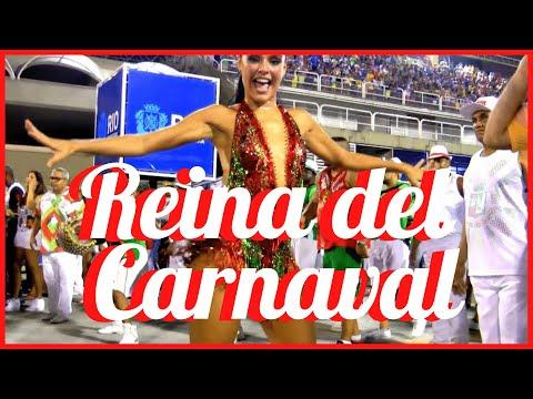 THE ONE YEAR QUEEN OF GRANDE RIO SAMBA SCHOOL PALOMA BERNARDI ACTRESS