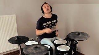 Bednarek -  Euforia drum cover by Geluz