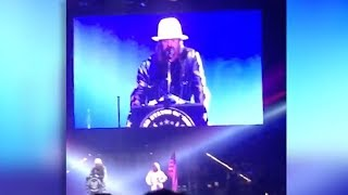 Kid Rock Goes On NSFW Political Rant At Concert
