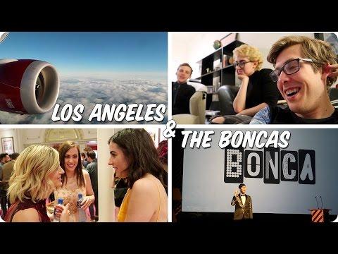 Los Angeles and the BONCAS Evan Edinger Travel