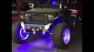 Modified Jeep Wrangler - تعديلات جيب رانجلر