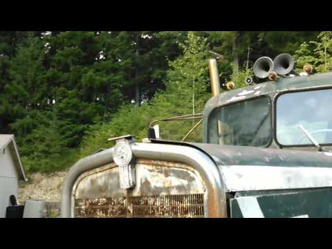 1953 Kenworth sitting for over 35 years