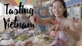 Michelle Phan's Food Adventures in Vietnam
