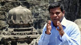The alien Shiva Temple in Maharashtra- Aurangabad