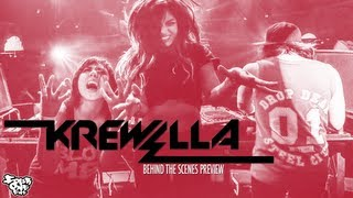 Krewella  - We Are One ( VIDEO Behind the Scenes PREVIEW )