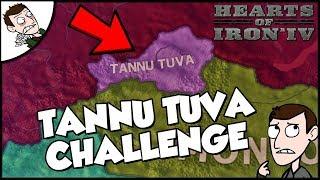 Hearts of Iron 4 HOI4 Tannu Tuva Challenge (Road to 56 Mod)