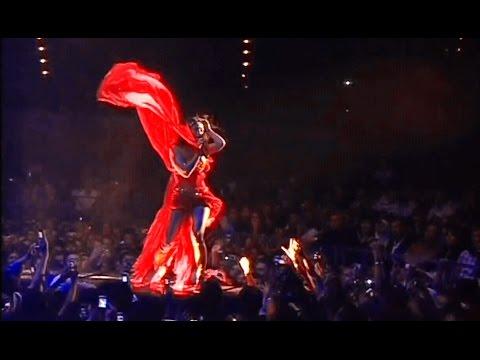 Anggun Rose In The Wind Kembali Live 2006