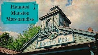 Haunted Mansion Merchandise store - Memento Mori