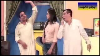 Best of Gulfam, Nasir Chinyoti, Sajan Abbas and Qasir Piya Stage Drama