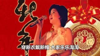 邓丽君 - 新年好 (Teresa Teng - Xin Nian Hao)