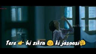 Meri Khamoshi Hai song /Pari /Anushka Sharma / WhatsApp status with lyrics/ lyrical video / multi❤
