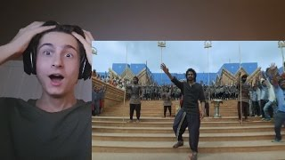 Baahubali 2 – The Conclusion Trailer Movie Making of | Reaction