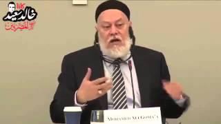 علي جمعة في لقائه مع مجموعة اليهود الامريكيين والاسرائيليين يوجه نصائح لليهود !!