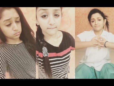 Tamil Ponnu Hari Priya Killing Face Expression Dubsmash   Cute Dubsmash   Tamil girls Dubsmash  