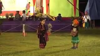 Gwrbw khonayao ma dong... talented kids superhit dance