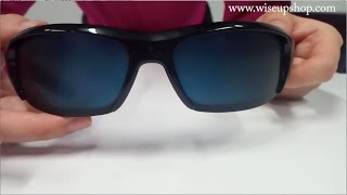 WISEUP 1080P Full HD Glasses Camera Operation Instruction and Video Footage(Model Number:GL9000)