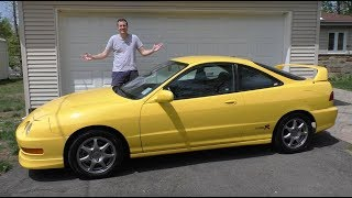Here's Why the Acura Integra Type R Is Shooting Up in Value