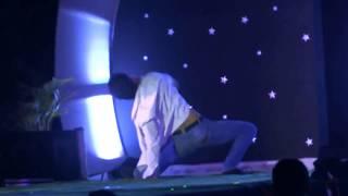 Abhisek Nayak Dance Performance at Silicon Institute of Technology, Bhubaneswar. Zygon
