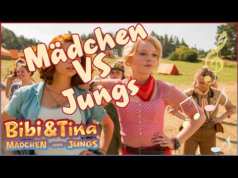 BIBI & TINA 3 Mädchen Gegen Jungs Offizielles Musikvideo Jetzt im Kino
