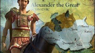 History Channel. Александр Великий