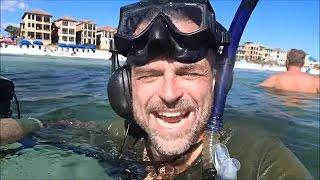 Aquachigger At The Beach: Where