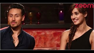 Tiger Shroff And Disha Patani Reveal Their First Impression Of Meeting Each Other | YMS 2