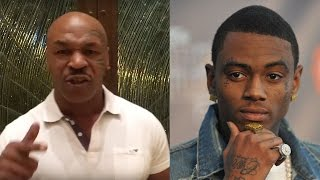 Mike Tyson THREATENS Floyd Mayweather & Soulja Boy on Instagram, Will Train Chris Brown for FIGHT