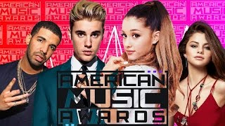 WINNERS AMERICAN MUSIC AWARDS 2016