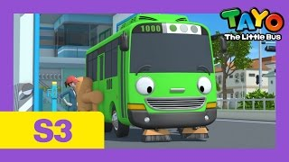 Tayo S3 EP3 Rogi the Sweeper l Tayo the Little Bus