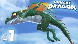 Hungry Dragon Ep1 - DRAGONS AND FIRE!!!
