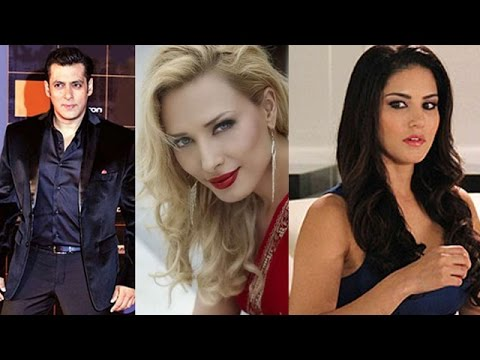 Salman Khan Introduced Lulia Vantur As His Girlfriend, Sunny Leone Demands 4 crore